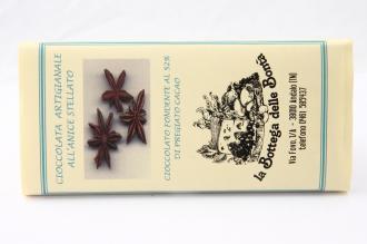 Cioccolata Artigianale all'Anice Stellato