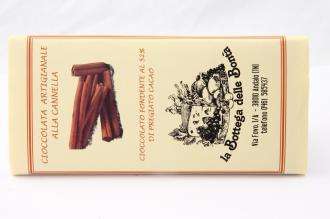 Cioccolata Artigianale alla Cannella