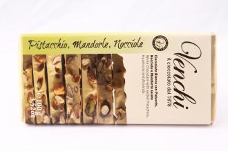 Cioccolato Bianco con Frutta Salata Venchi