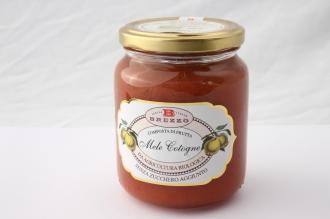 Composta Bio di Mele Cotogne Senza Zuccheri Aggiunti Brezzo