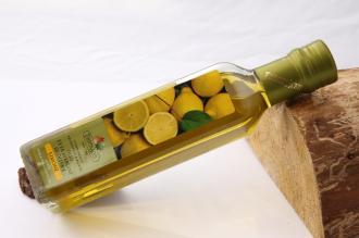 Condimento all'Olio Extravergine di Oliva al Limone