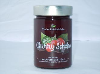 Confettura Cherry e Cioccolato