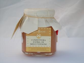 Confettura Extra di Mele Cotogne