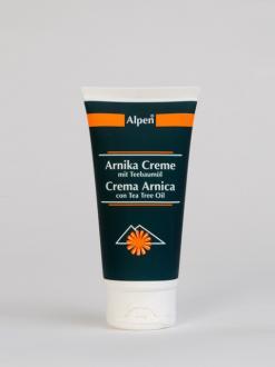 Crema Arnica con Tea Tree Oil