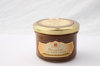 Crema di Miele e Nocciole Brezzo