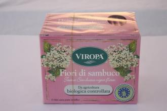 Fiori di Sambuco Bio Viropa