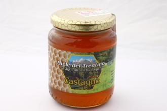 Miele Italiano di Castagno Bio del Trentino