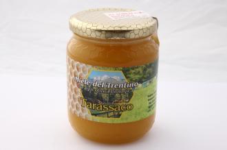 Miele Italiano di Tarassaco Bio del Trentino