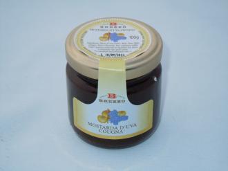 Mostarda D'uva Cougnà