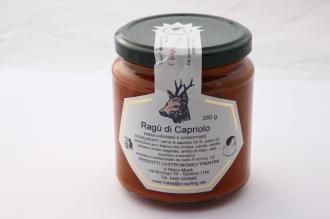Ragù di Capriolo con Pomodoro