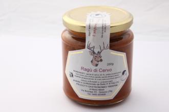 Ragù di Cervo con Pomodoro