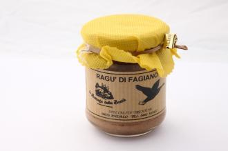 Ragù di Fagiano