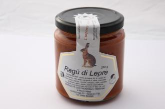Ragù di Lepre con Pomodoro