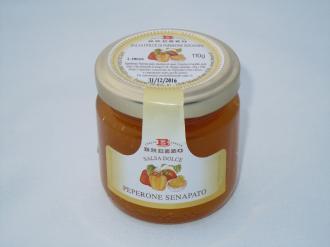 Salsa Dolce di Peperone Senapato