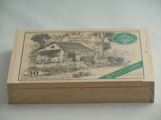 Scatola Legno Ceylon Tea