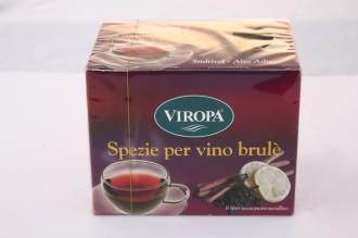 Spezie per Vino Brulè Viropa