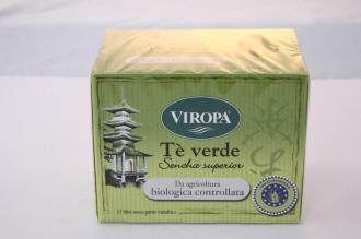 Tè Verde Bio Viropa