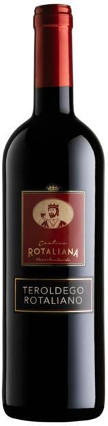 Teroldego Rotaliano doc 2016 Etichetta Rossa