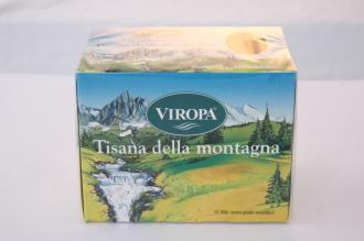 Tisana della Montagna Viropa