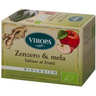 Zenzero e Mela Viropa